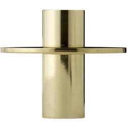 Menu Antipode 02 Candle stick - / Ø 9 cm. Polished brass