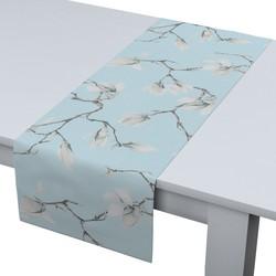 Rechthoekige tafelloper blauw