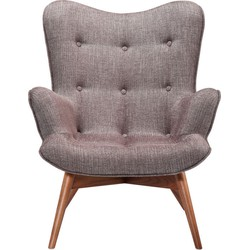 Kare Design Fauteuil Angels Wings Rhythm - Bruin