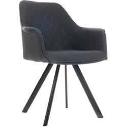 O-form - stoel Loft - grijs