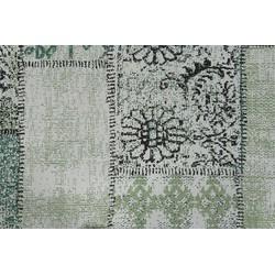 Garden Impressions Buitenkleed Blocko groen 200x290 cm