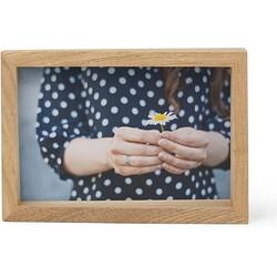 Umbra Egde Fotolijst Hout 10 x 15 cm - Beige