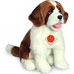 Knuffel Hond Sint Bernard Zittend - Hermann Teddy