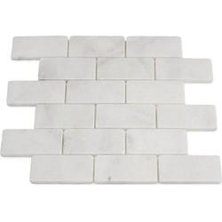 Mugla White Tumbled 4,8 x 10 x 1 cm