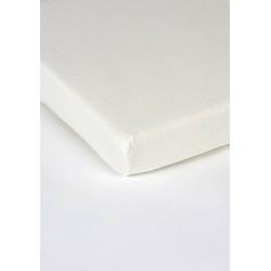 Nightlife - Hoeslaken topper - 150 gram - 100% Katoen (stretch) - Crème