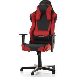 DXRacer Racing Shield-series Game & Bureaustoel - Zwart/Rood PU