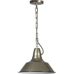 ETH hanglamp Modugno groengrijs