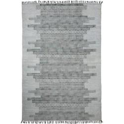 House Doctor Vloerkleed Karma grijs 160x230cm