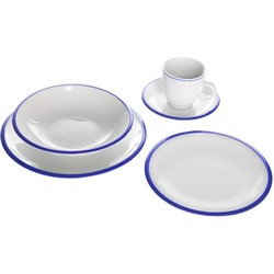 Cosy&Trendy Pleasure Blue dinnerset - 20-delig