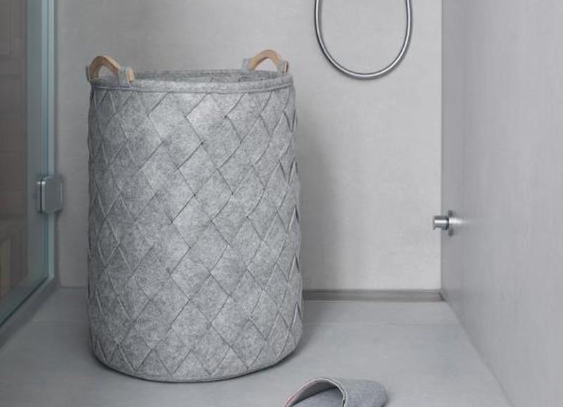 12x de meest stijlvolle wasmanden voor in de badkamer