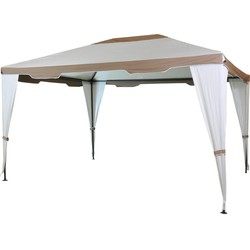 Tuinpaviljoen (Party)Tent | SORARA | Beige / Bruin | 300 x 400 cm