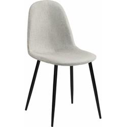 Stockholm stoel - stof beige - set van 4