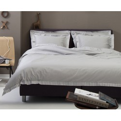 Damai Dekbedovertrek Shelter Silver-200 x 200/220 cm