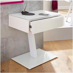 Jahnke Nachttisch inkl. Vorrichtung für induktive Ladestation »Ghostcharge«