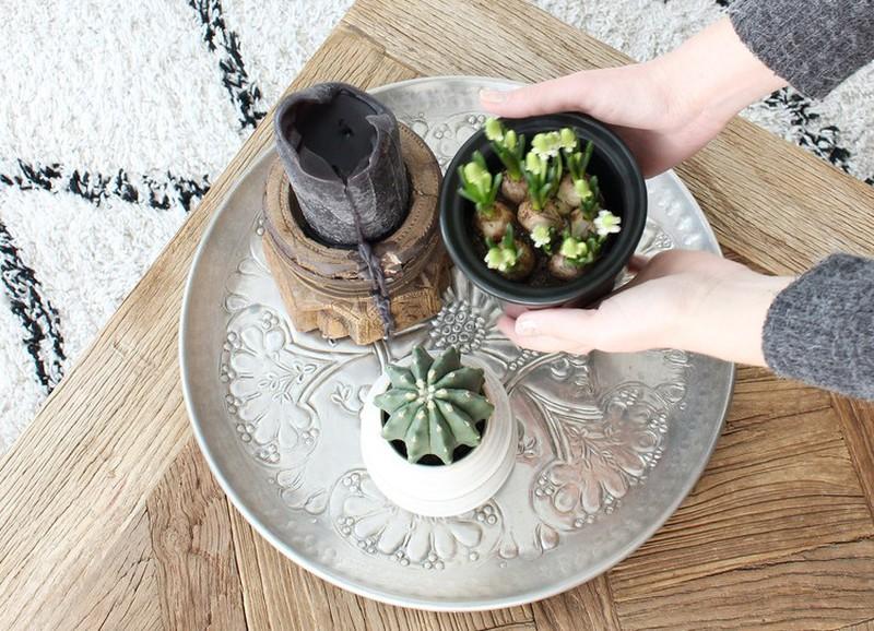 6x manieren om je (salon)tafel te stylen