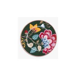 PiP Studio Floral Fantasy Porcelain Plate, 17cm