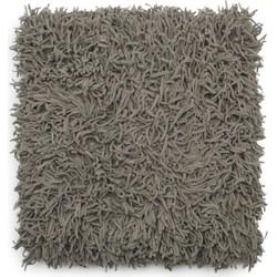 Sierkussen Jordan 50x50 cm dark grey - 60% Katoen 40% Polyester