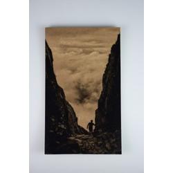 Deco schilderij HG op hout #14 (15cmx25cm)