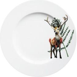 Dinerbord 27 cm Festive Season Hert