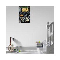Graham & Brown Star Wars Shadow of a Dark Lord Comic Canvas