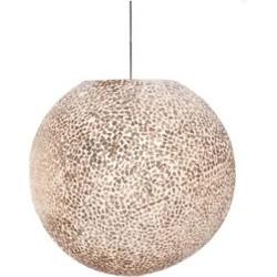 Hanglamp Wangi White Ball 50cm Ø