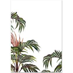 Poster 'Jungle Palm' A3