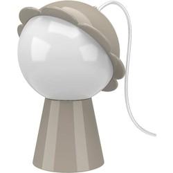 Qeeboo Daisy Lamp Grey