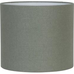 Lampenkap cilinder LIVIGNO - 40-40-30cm - celadon