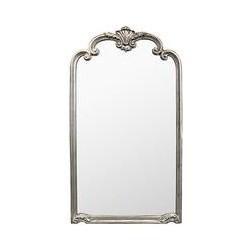 Palazzo Lean Mirror, Silver, 104 x 79cm