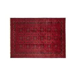 Khal Mohammadi Handmade Rug, Red
