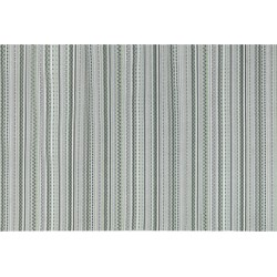 Garden Impressions Buitenkleed Striped Beach groen 200x290 cm