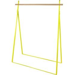 Yaco Kledingrek Mellow Yellow - Geel