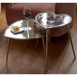 Rivièra Maison Lovely Heart End Table Set van 2