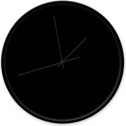 Klok zwart -  / zwart