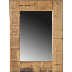 BePureHome Thought spiegel oud hout medium - Oud hout medium
