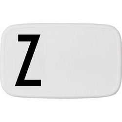 Design Letters Personal Lunch Box - Z