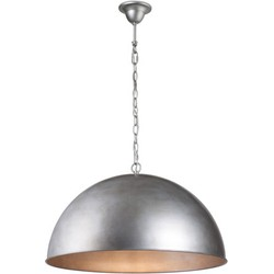 Linea Verdace Hanglamp Cupula Classic Ø60 Cm - Zilver