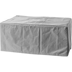 Happy Cocooning beschermhoes vuurtafel rechthoek 107x80xH46 cm – grijs