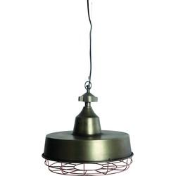 House Doctor Hanglamp Gabsy - Brons / Grijs