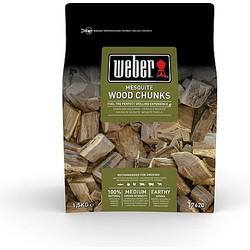 Weber Houtblokjes 1,5 kg - Mesquite