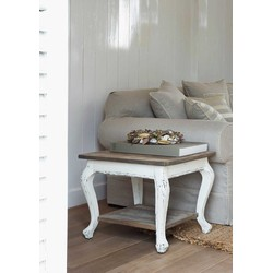 Riviera Maison Driftwood End Table