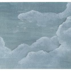 vtwonen Vliesbehang 6-baans - Cloud
