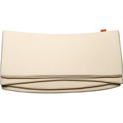 Leander Cot Bumper 37 x 77 cm - Vanilla