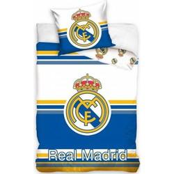 Dekbedovertrek Real Madrid C.F. - Bar - 140x200 + 1 Kussensloop 70x80cm