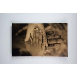 Deco schilderij HG op hout #19 (15cmx25cm)