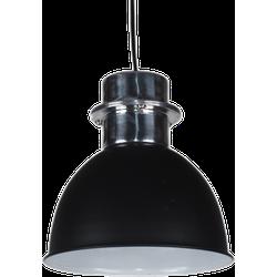 Hanglamp Prato 20 cm mat zwart