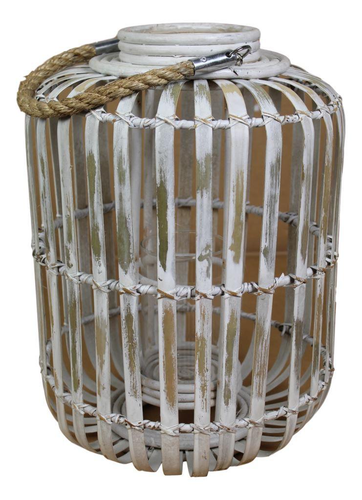 Capsule lantaarn capsule lantaarn medium white wash -