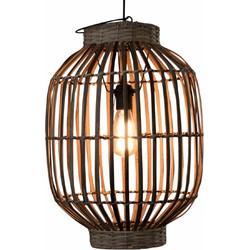 Hanglamp rotan Capsul naturel 30cm