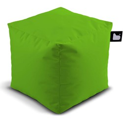 Extreme Lounging poef b-box Outdoor Limegroen