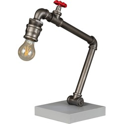 ETH tafellamp Fire hose 44 cm